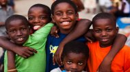 Child Sponsor Haiti:Compassion